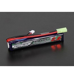 Turnigy Nano-tech 2000mah 2S 15~25C Lipo AIRSOFT Pack