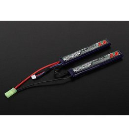Turnigy Nano-tech 2000mah 2S 15~25C Lipo AIRSOFT duo Pack
