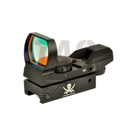 Pirate Arms Multi dot red dot sight w/mount (black)