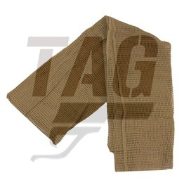 Invader Gear Sniper Net Scarf Coyote Brown
