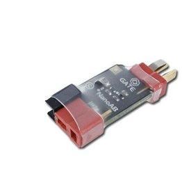 Gate elektronics Nano AB MOSFET + active brake