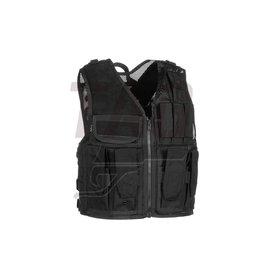 Invader Gear Mission vest Black OD Of Coyote Brown