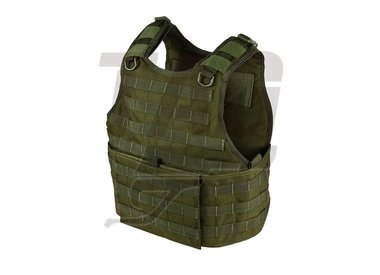 Airsoft molle carriers