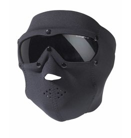 swisseye SWAT Mask Basic clear of Smoke Black