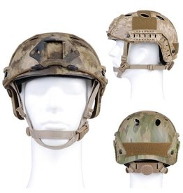 Emerson fast helm camo AIRSOFT
