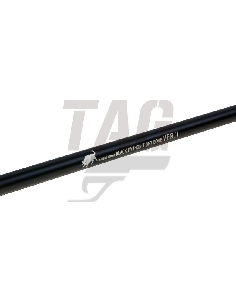 Madbull 6.03 Black Python II Barrel (M4 / SG551) 363mm