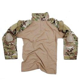 101 inc Tactical shirt ICC / Atac-fg UBAC Warrior met elbow pads
