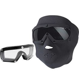 swisseye SWAT Pro Mask Brown en black