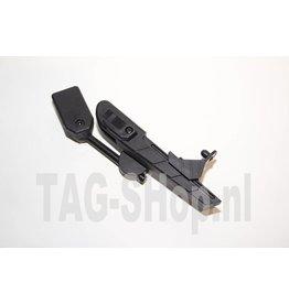 TAG-GEAR Speed Holster WSMII model zwart IPSC/ IAPS