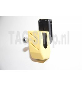 TAG-GEAR ISPC mag holder pouch Geel