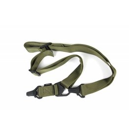TAG-GEAR MS3 Sling black, OD of coyote brown