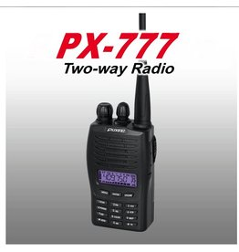 puxing PX-777 plus (136-174 MHZ VHF)