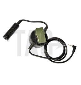 Z-Tactical Tactical PTT Motorola Connector