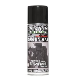 Airsoft Green Gas Pro Tech 400 ml