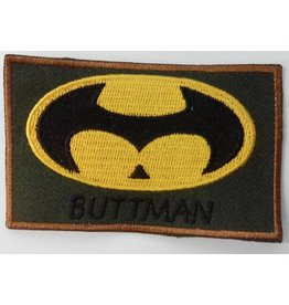 TAG-GEAR BUTTMAN patch