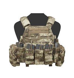 Warrior Assault Systeem DCS BASE M4 open A-TAC AU W-EO-DCS-DA-5.56-ATAU W-EO-DCS-DA-5.56-L-ATAU