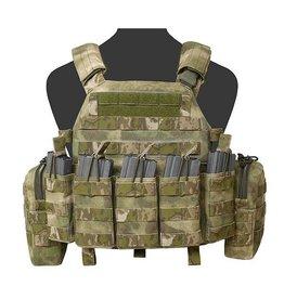 Warrior Assault Systeem DCS BASE M4 open A-TAC FG W-EO-DCS-DA-5.56-ATFG W-EO-DCS-DA-5.56-L-ATFG