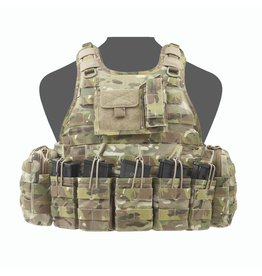 Warrior Assault Systeem RICAS COMPACT G36 open mags Multicam W-EO-RC-G36-MC