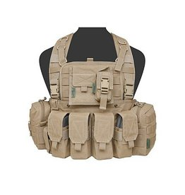 Warrior Assault Systeem 901 Bravo M4 with Zip Coyote Tan W-EO-901-BRM4-CT