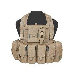 Warrior Assault Systeem 901 Bravo M4 with Zip Coyote Tan W-EO-901-BRM4-CT