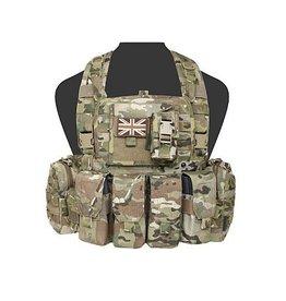 Warrior Assault Systeem 901 Bravo M4 with Zip Multicam  W-EO-901-BRM4-MC