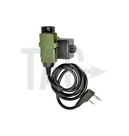 Z-Tactical U94 PTT Kenwood Connector