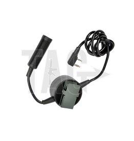 Z-Tactical Tactical PTT Kenwood Connector