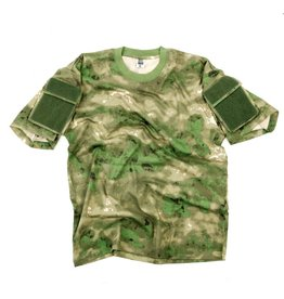101 inc T-SHIRT TACTICAL POCKET A-Tac FG