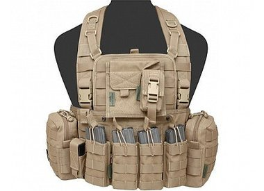 Chest Rigs / Back Panels