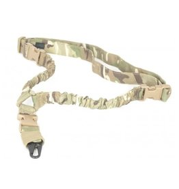 WE WE Airsoft Europe Nuprol Single Point Sling - Multicam