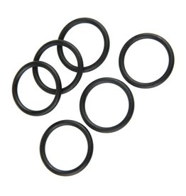 SHS Piston head O-ring set 19-2,5mm 5stuks
