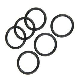 SHS Piston head O-ring set 19-2,5mm 5stuks