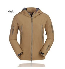 Camaleon Softshell windbreaker Kaki