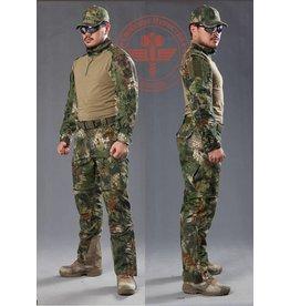 Camaleon Battle Snake Combat Frog Uniforms Kryptek Mandrake set