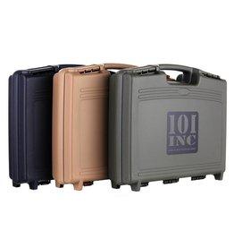 101 inc PISTOL CASE WITH PRE-CUT FOAM