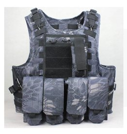 Camaleon Tactical Molle Vest Typhon