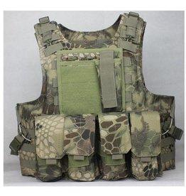 Camaleon Tactical Molle Vest Mandrake