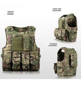 Camaleon Tactical Molle Vest Multicam patern