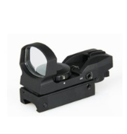 Camaleon Multi dot red/green dot sight w/mount (black)