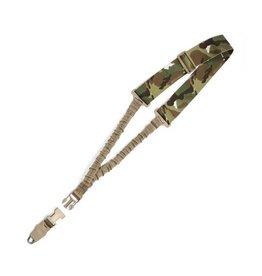 Warrior Assault Systeem Single Point Bunge Sling H & K Hook (Multicam)