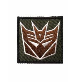 Camaleon Transformers Decepticons Patch Camo