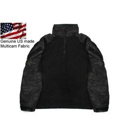 RS3 Combat Shirt Multicam Black
