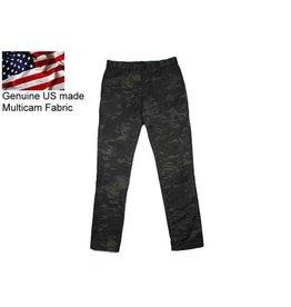 Tight Cut PANTS Multicam Black