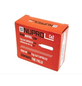 WE NuProl CO2 12G CAPSULES (10PK)