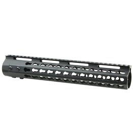 "Camaleon keymod free float geweer stijl 12"" inch mount rail handbeschermer"