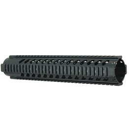 Camaleon tactische t- serie 4/15 free float schuine gaten 12 inch quad rail handbeschermer scope mount