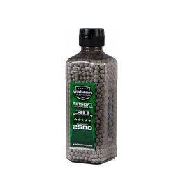 Valken Tactical 0.30G Bio 2500ct Bottle white