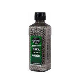 Valken Tactical 0.30G Bio 2500ct Bottle white
