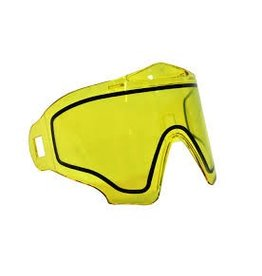 Valken MI-7 Thermal Paintball Replacement Goggle Lens geel
