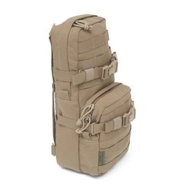 Warrior Assault Systeem Elite Ops MOLLE Cargo Pack with Hydration (WATER) Pocket/Compartment (COYOTE TAN)